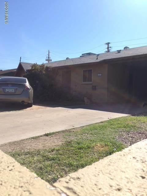 1813 W 3rd Place, Mesa, AZ 85201 (MLS #6038976) :: Keller Williams Realty Phoenix