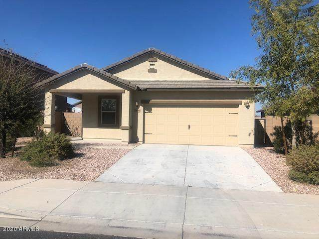 24486 W Mobile Lane, Buckeye, AZ 85326 (MLS #6039206) :: Riddle Realty Group - Keller Williams Arizona Realty