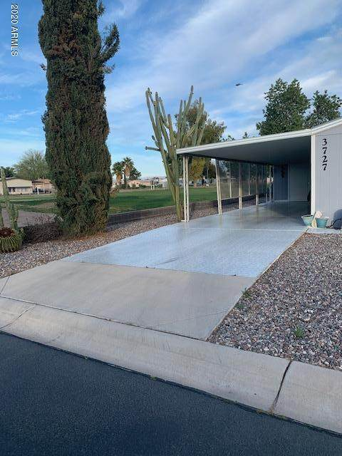 3727 N Illinois Avenue, Florence, AZ 85132 (MLS #6039279) :: Conway Real Estate