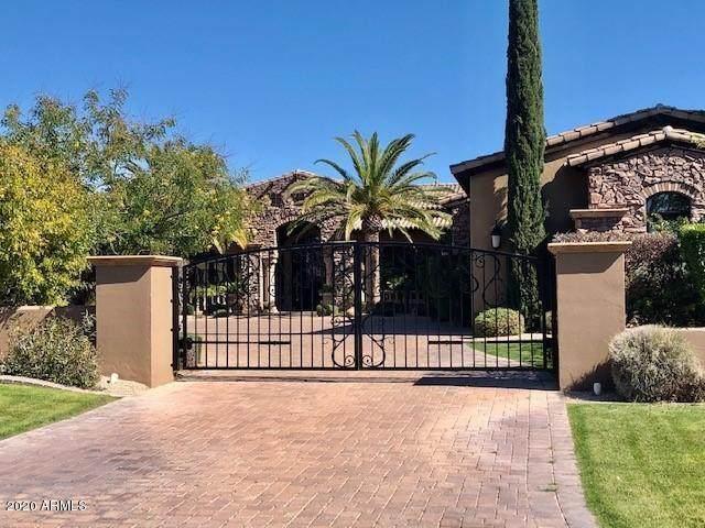 6635 N Lost Dutchman Drive N, Paradise Valley, AZ 85253 (MLS #6039797) :: Keller Williams Realty Phoenix