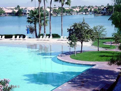 1633 E Lakeside Drive #52, Gilbert, AZ 85234 (MLS #6040075) :: The Bill and Cindy Flowers Team