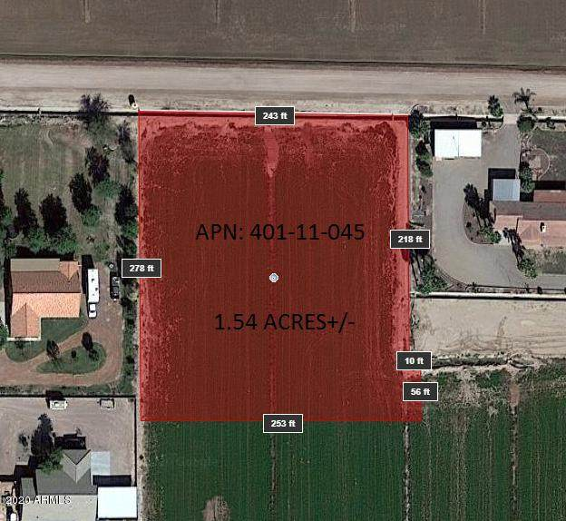 10402 S 297th Avenue, Buckeye, AZ 85326 (MLS #6040477) :: Brett Tanner Home Selling Team