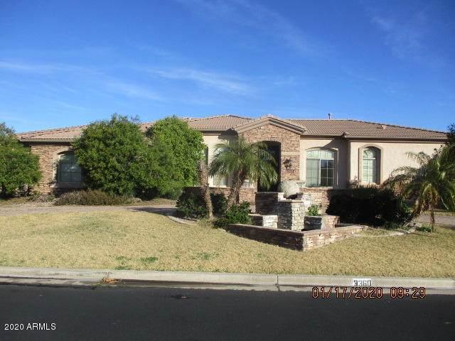 3360 E Inglewood Circle, Mesa, AZ 85213 (MLS #6040542) :: The Property Partners at eXp Realty