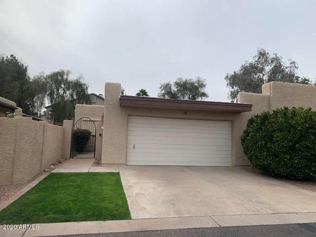 3345 E University Drive #12, Mesa, AZ 85213 (MLS #6040550) :: Revelation Real Estate