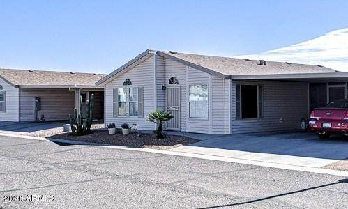 3301 S Goldfield Road #1040, Apache Junction, AZ 85119 (MLS #6040643) :: CC & Co. Real Estate Team