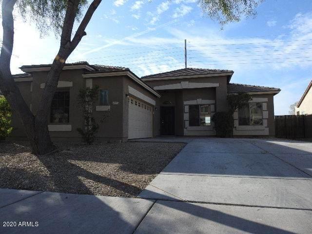 16775 W Rio Vista Lane, Goodyear, AZ 85338 (MLS #6040812) :: RE/MAX Desert Showcase
