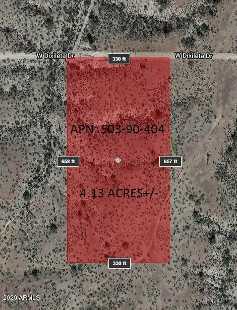 29735 W Dixileta Drive, Wittmann, AZ 85361 (MLS #6040824) :: The Results Group