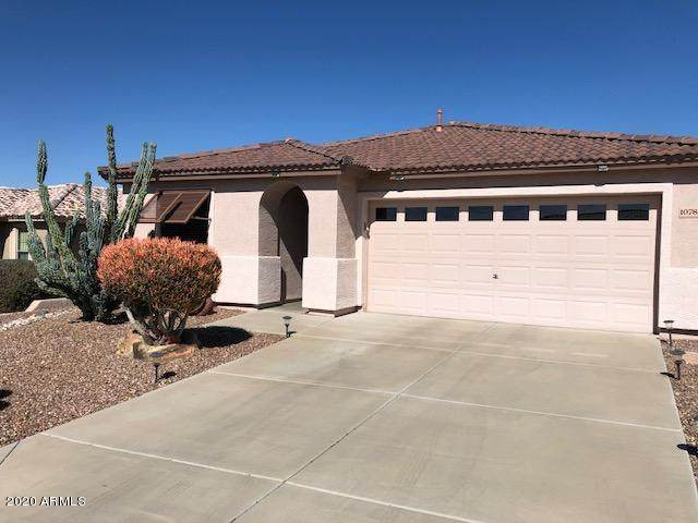 10786 W Chisholm Drive, Sun City, AZ 85373 (MLS #6040831) :: The Results Group