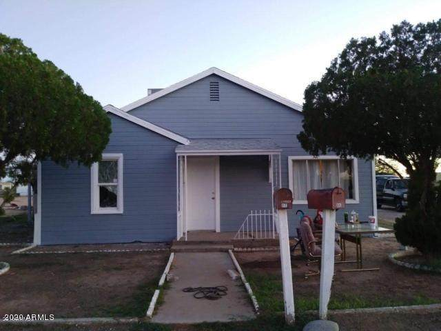 269 W Elm Avenue, Coolidge, AZ 85128 (MLS #6040845) :: Yost Realty Group at RE/MAX Casa Grande