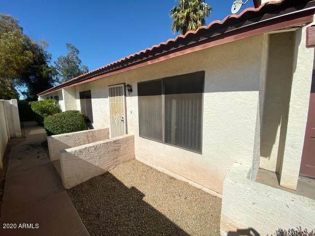 2825 E Waltann Lane #3, Phoenix, AZ 85032 (MLS #6040879) :: Brett Tanner Home Selling Team