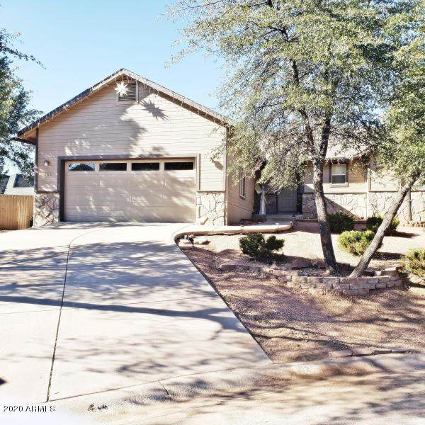 102 S Overland Court, Payson, AZ 85541 (MLS #6040989) :: The W Group