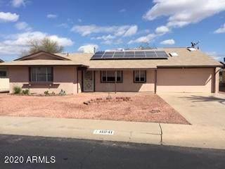 11041 N Madison Drive, Sun City, AZ 85351 (MLS #6041098) :: Kortright Group - West USA Realty