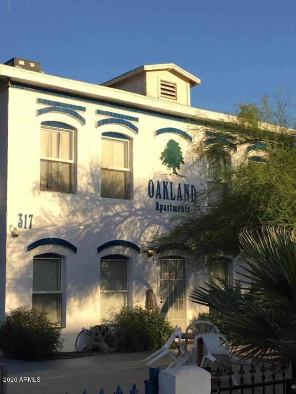317 N 17TH Drive, Phoenix, AZ 85007 (MLS #6041768) :: neXGen Real Estate