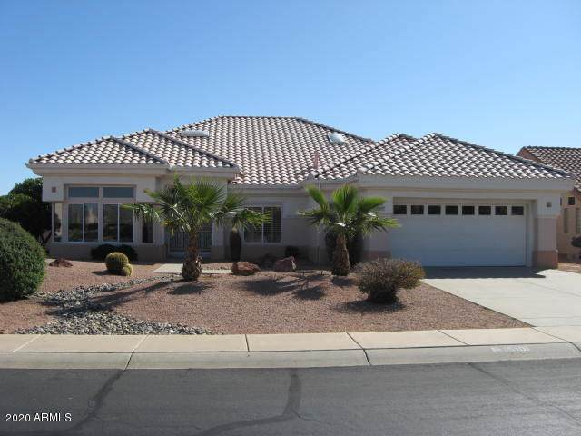 15101 W Heritage Drive, Sun City West, AZ 85375 (MLS #6042106) :: Conway Real Estate