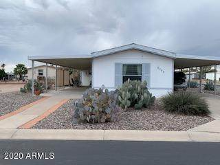 3732 N Ohio Avenue, Florence, AZ 85132 (MLS #6042170) :: Brett Tanner Home Selling Team