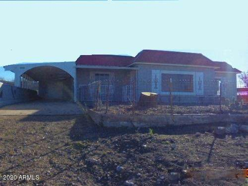 423 E Fulton Street, Tombstone, AZ 85638 (MLS #6042279) :: Devor Real Estate Associates