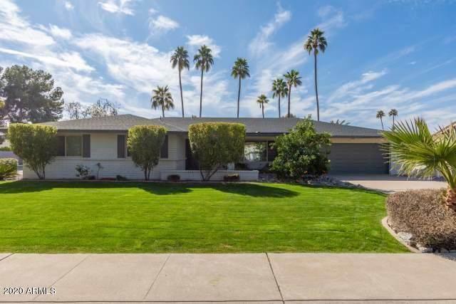 8335 E Via De Encanto, Scottsdale, AZ 85258 (MLS #6042778) :: The Ramsey Team