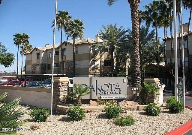 2025 E Campbell Avenue #112, Phoenix, AZ 85016 (MLS #6042800) :: The Kenny Klaus Team