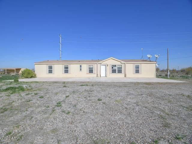 5020 S Coyote Lane, Casa Grande, AZ 85193 (MLS #6042836) :: The Kenny Klaus Team
