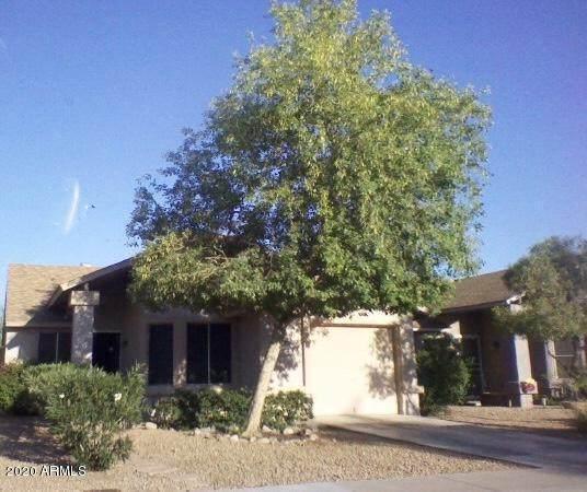 20412 N 32ND Lane, Phoenix, AZ 85027 (MLS #6043541) :: The Kenny Klaus Team