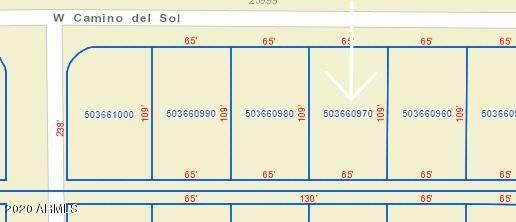 0001 W Camino Del Sol Street, Casa Grande, AZ 85193 (MLS #6044358) :: Conway Real Estate