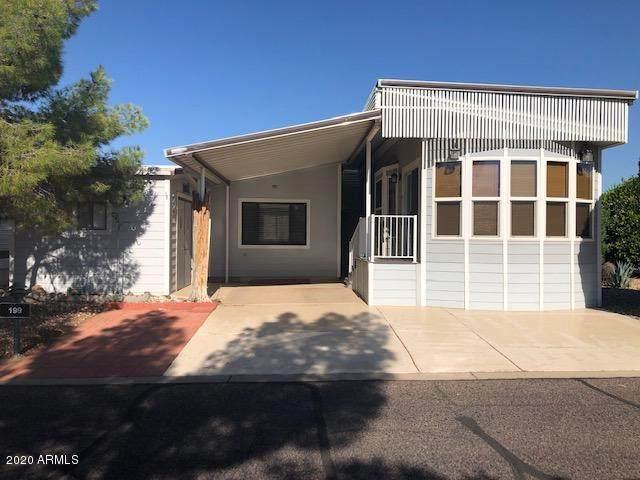 17200 W Bell Road, Surprise, AZ 85374 (MLS #6045809) :: The Garcia Group