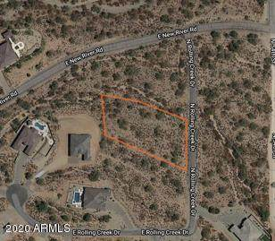 0 E Rolling Creek Drive, Cave Creek, AZ 85331 (MLS #6047828) :: Openshaw Real Estate Group in partnership with The Jesse Herfel Real Estate Group
