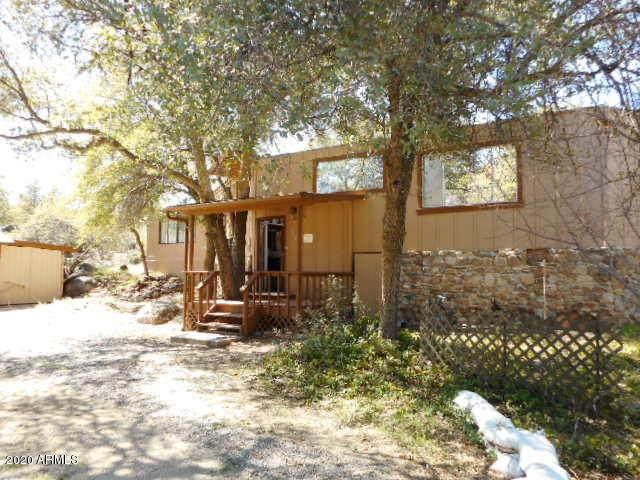 22606 S Stone Way, Yarnell, AZ 85362 (MLS #6048560) :: Homehelper Consultants