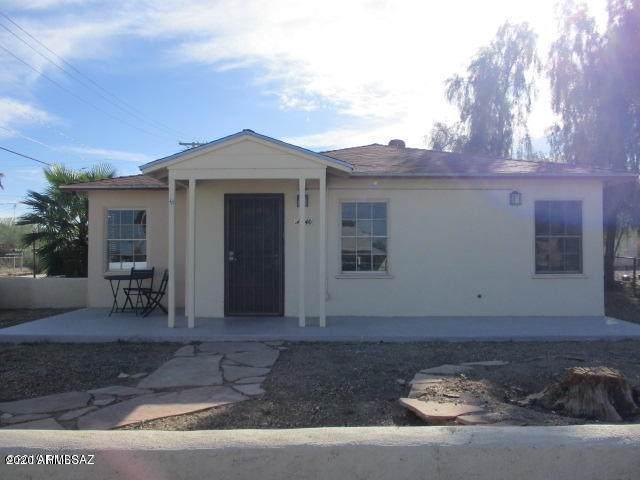 140 E Arroyo Avenue, Ajo, AZ 85321 (MLS #6048566) :: Yost Realty Group at RE/MAX Casa Grande