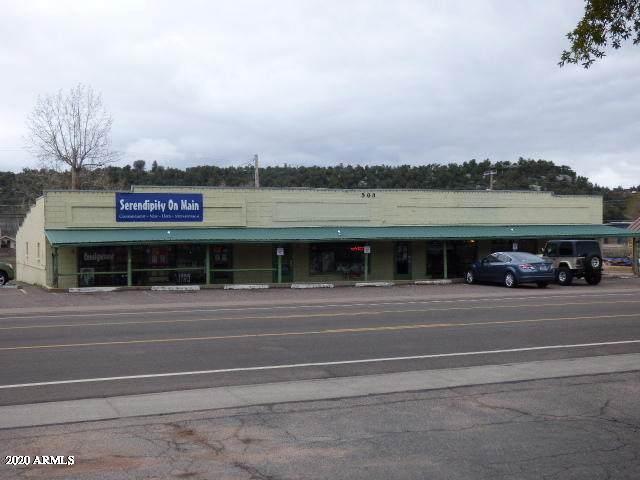503 W Main Street, Payson, AZ 85541 (MLS #6049009) :: Conway Real Estate