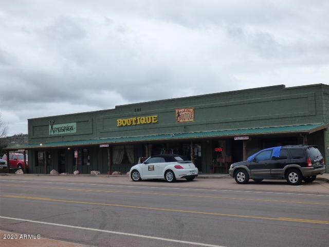 501 W Main Street, Payson, AZ 85541 (MLS #6049028) :: Conway Real Estate