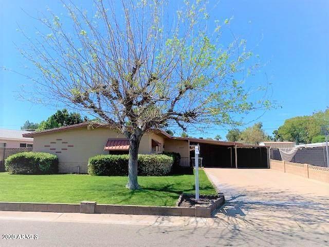 2618 N 68TH Place, Scottsdale, AZ 85257 (MLS #6049981) :: Riddle Realty Group - Keller Williams Arizona Realty