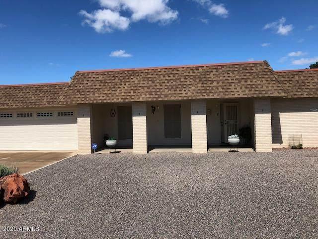 10638 W Sequoia Drive, Sun City, AZ 85373 (MLS #6050650) :: Riddle Realty Group - Keller Williams Arizona Realty