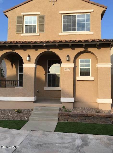 2222 S Deerfield Lane, Gilbert, AZ 85295 (MLS #6050750) :: The Property Partners at eXp Realty