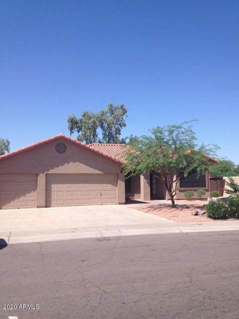 14040 S 40th Street, Phoenix, AZ 85044 (MLS #6051142) :: REMAX Professionals