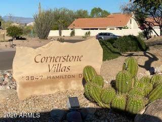 13847 N Hamilton Drive #118, Fountain Hills, AZ 85268 (MLS #6052092) :: The W Group