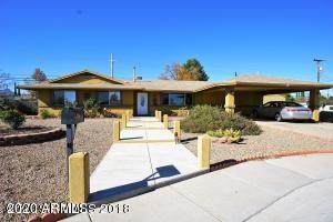 600 Calle Del Norte, Sierra Vista, AZ 85635 (MLS #6052370) :: The Property Partners at eXp Realty