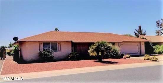 9617 W Briarwood Circle, Sun City, AZ 85351 (MLS #6052411) :: Riddle Realty Group - Keller Williams Arizona Realty