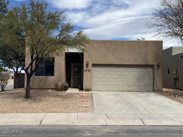 1915 Knowlton Street, Sierra Vista, AZ 85635 (MLS #6052510) :: Brett Tanner Home Selling Team
