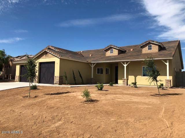 10271 W Ironwood Drive, Casa Grande, AZ 85194 (MLS #6052588) :: Revelation Real Estate