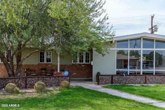 7257 E Oak Street, Scottsdale, AZ 85257 (MLS #6052762) :: Riddle Realty Group - Keller Williams Arizona Realty