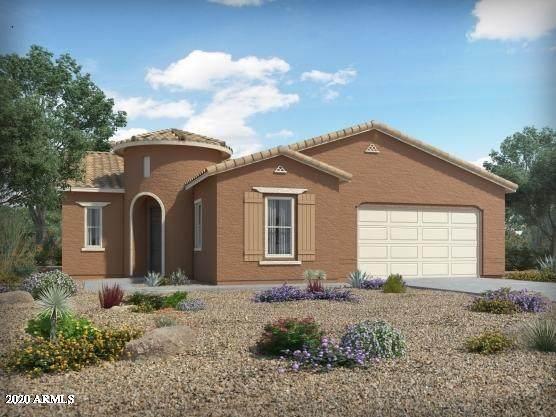 2587 E San Ricardo Trail, Casa Grande, AZ 85194 (MLS #6053675) :: Howe Realty