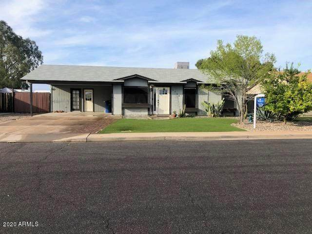 2726 E Harmony Avenue, Mesa, AZ 85204 (MLS #6054511) :: Brett Tanner Home Selling Team