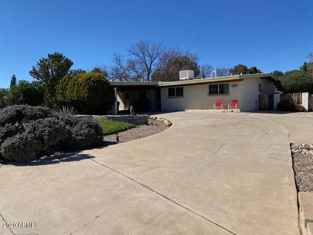 2833 Calle Parkway, Sierra Vista, AZ 85635 (MLS #6054632) :: The Kenny Klaus Team
