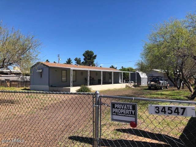 34547 S Golden Lane, Black Canyon City, AZ 85324 (MLS #6055569) :: Brett Tanner Home Selling Team