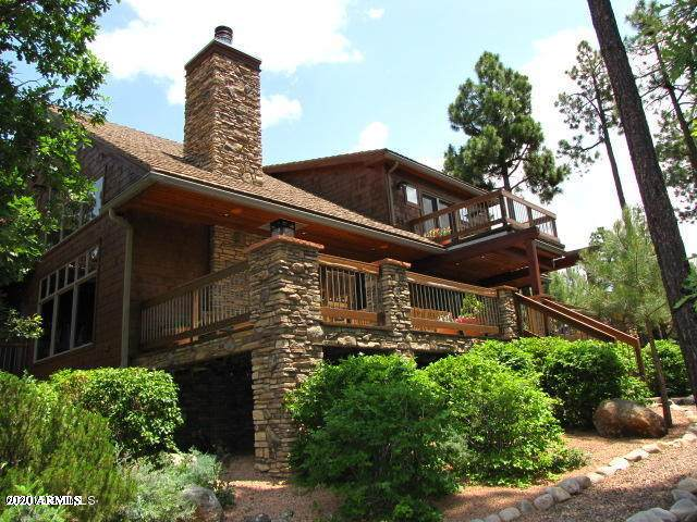 2075 E Ridge Drive, Pinetop, AZ 85935 (MLS #6055872) :: Keller Williams Realty Phoenix