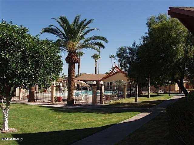 6721 E Mcdowell Road C316, Scottsdale, AZ 85257 (MLS #6056059) :: Riddle Realty Group - Keller Williams Arizona Realty
