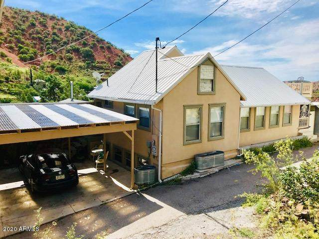 12 Temby Avenue, Bisbee, AZ 85603 (MLS #6056352) :: Conway Real Estate