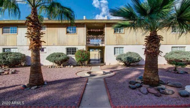2150 W Missouri Avenue #115, Phoenix, AZ 85015 (MLS #6056804) :: REMAX Professionals