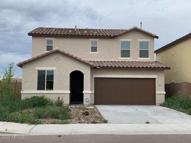 8740 W Mackenzie Drive, Phoenix, AZ 85037 (MLS #6057093) :: The Laughton Team